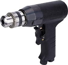 Taladro neumático de pistola,taladro neumático de 3/8 pulgadas,taladro neumático de alta velocidad de 500 rpm,taladro neumático de rotación reversible para muebles,hardware,perforación de orifici