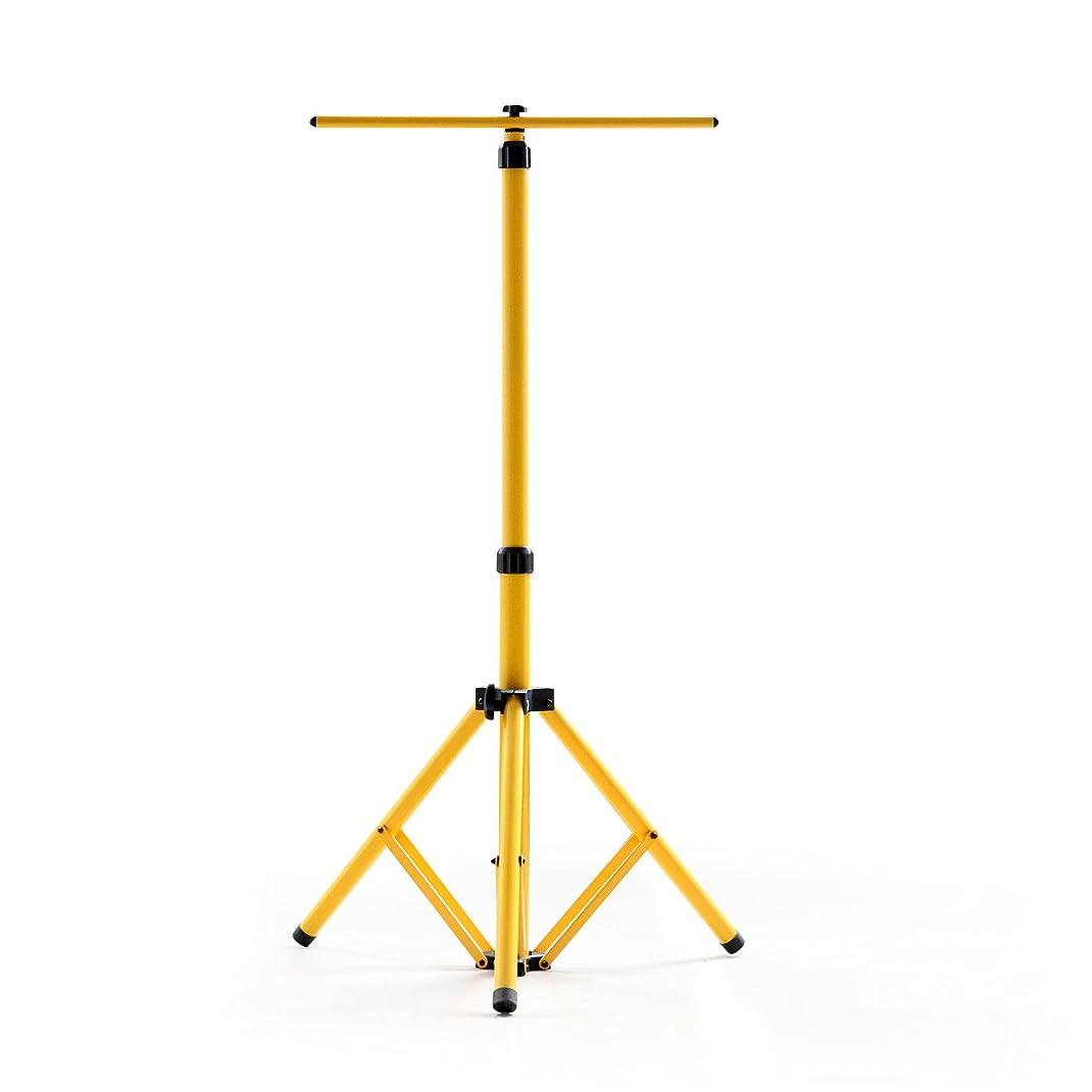 妨げる副産物自己Amilliastyle LED 投光器 三脚 スタンド 作業灯スタンド 伸縮式 工事現場用