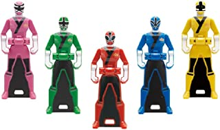 Gokaiger Ranger Key Set 07