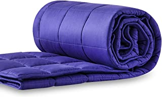 LIANLAM Weighted Blanket (15 lbs, 48
