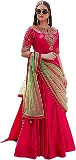 3b36ff93b6 Pink Nueva India Pakistani Straight Salwar Kamiz Kameez Traje Kurti  Bollywood Girl Top Straight Pant Traje