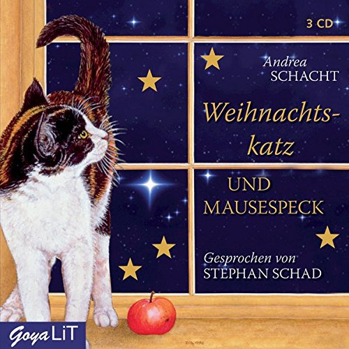 Weihnachtskatz & Mausespeck