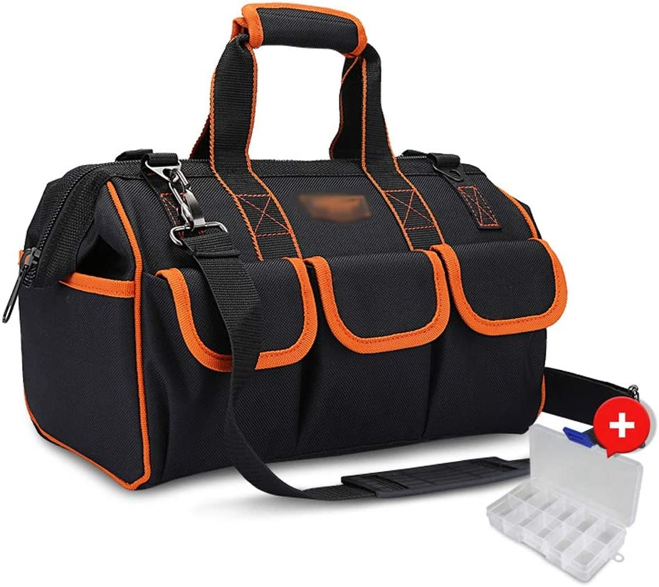 Tool Bag Tool Tote Bag Multi-Function Double Layer Thicken Oxfor