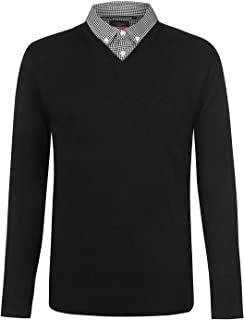 d11478cf5a Amazon.co.uk: 3XL - Jumpers / Jumpers, Cardigans & Sweatshirts: Clothing