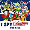 I Spy Christmas For Kids: Happy Family Activities Book For Boys And Girls During Christmas