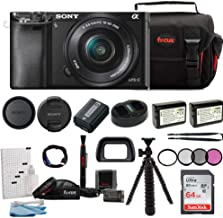 Best sony alpha d6000 Reviews