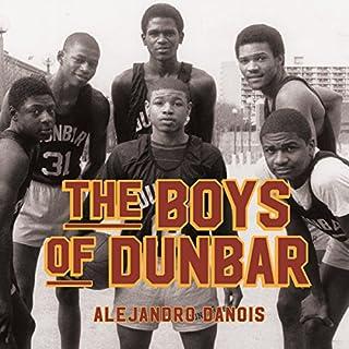 The Boys of Dunbar audiobook cover art