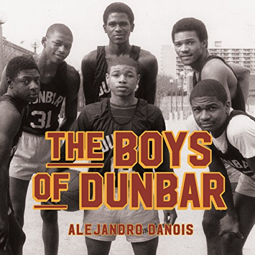 The Boys of Dunbar audiobook cover art