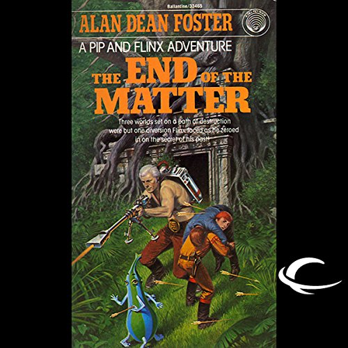 The End of the Matter cover art