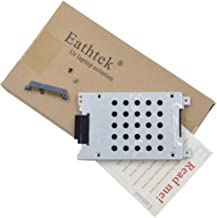 Eathtek Replacement HDD Caddy Tray with Connector FP444 CN-0FP444 for DELL INSPIRON 1700 1720 1721 Series