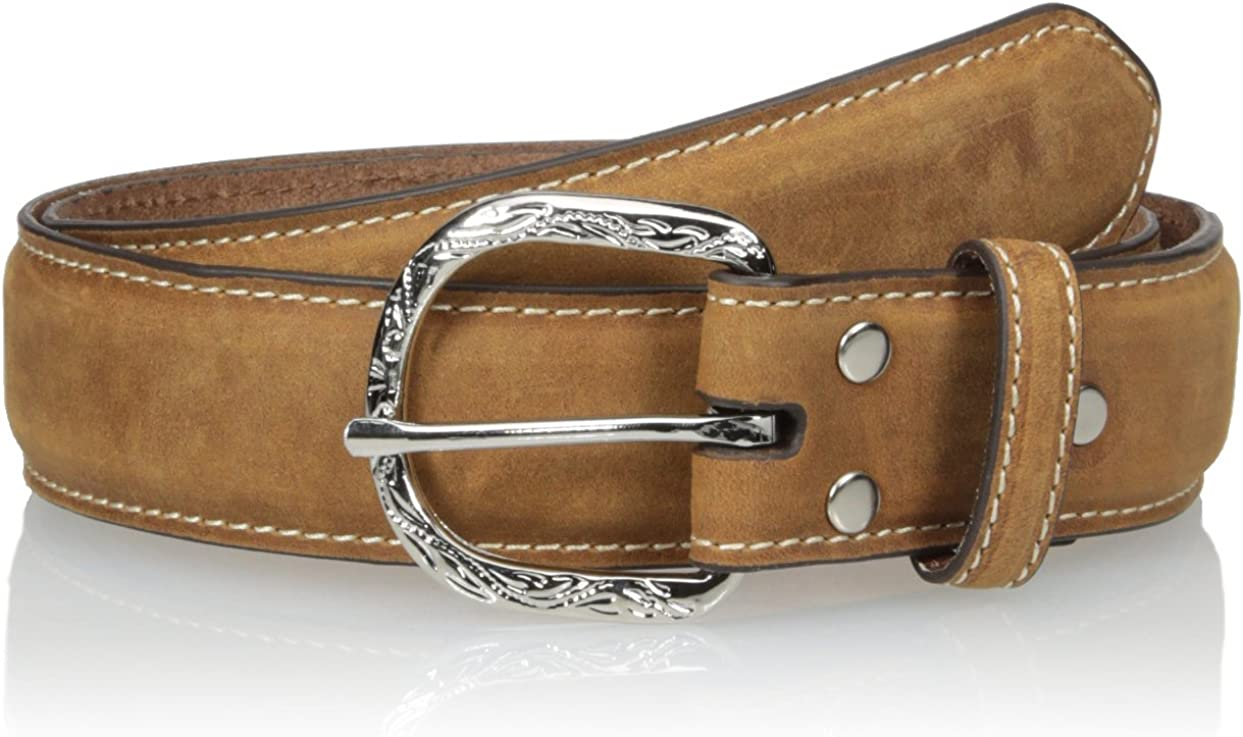 Nocona Men's Miami Mall Distressed Basic Belt Buckle NEW before selling ☆