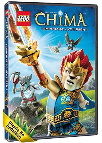 Lego: Las Leyendas De Chima Temporada 2 Parte 1 [DVD]