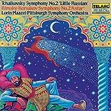 チャイコフスキー:交響曲第2番《小ロシア》/リムスキーコルサコフ:交響曲第2番《アンタール》