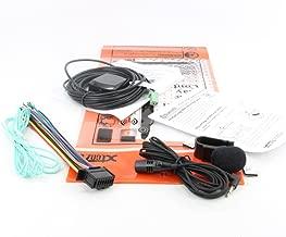 Xtenzi Connection Cable Set Compatible with Pioneer SPH-DA210 DA110 DA100 Complete Cables GPS Mic Wire Harness 3 Pcs Set