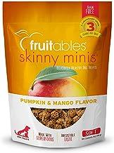 product image for Fruitables Pumpkin & Mango Crunchy Dog Treats, 1-7-Ounce Pouch