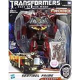 Transformers - Dark of the Moon - DA02 Mechtech - Autobot Sentinel Prime Action Figure (japan...