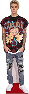 Justin Bieber Ripped Jeans Life Size Cardboard Cutout Standup