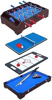 Multicolor Jorich Mini Mesa De Futbol/ín Juegos De Mesa De F/útbol para Ni/ños Adultos Juego Familiar Cl/ásico Futbol/ín 1 Set Mini Futbol/ín Juego Regalo De Cumplea/ños