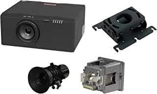 Eiki EK-612X 7000 Lumens Projector Bundle with SP.75A01GC01, 0173-5048 and AH-A22030