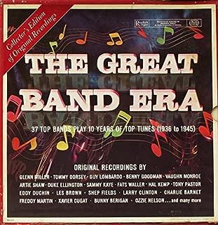 The Great Band Era 1936-1945