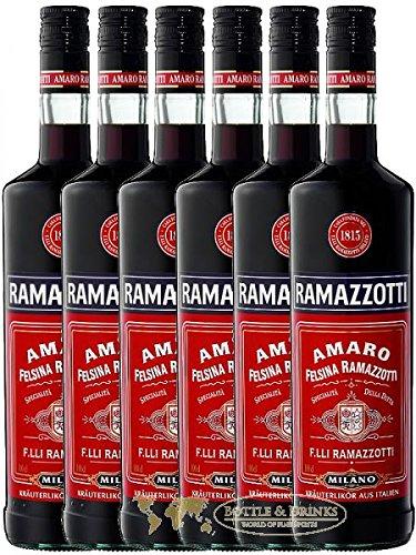 Ramazzotti (6 Flaschen á 700ml)