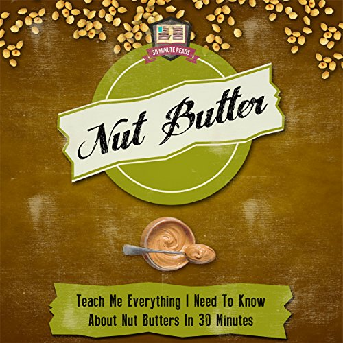 Nut Butter audiobook cover art