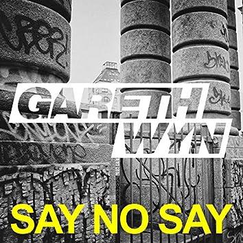 Say No Say