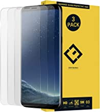 Replacement for Samsung Galaxy S9 Plus Soft Hydrogel Screen Protector, (3 Pack) Ultra-Thin HD Clear Full Coverage Screen Protector Film fit Galaxy S8 Plus SM-G955 / S9 Plus SM-G965 (Not Glass)