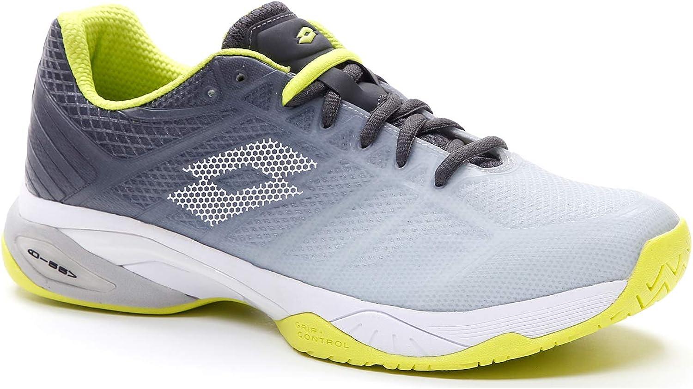 Lotto Mirage 300 SPD Bleu marine//vert Homme Chaussures de Tennis