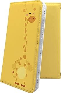 iPhone8Plus / iPhone7Plus / iPhone6Plus / 6sPlus ケース 手帳型 キリン 動物 動物柄 アニマル どうぶつ アイフォン アイフォン8 アイフォン7 プラス アイフォン6 アイフォン6s 手帳型ケース ロゴ ワンポイント ロゴ入り iphone6splus iPhone7 iPhone8 plus キャラクター キャラ キャラケース