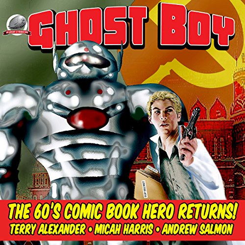 Ghost Boy, Volume 1 audiobook cover art
