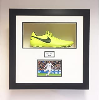 Kwik Picture Framing Ltd FRAME TO DISPLAY FOOTBALL BOOT ALSO