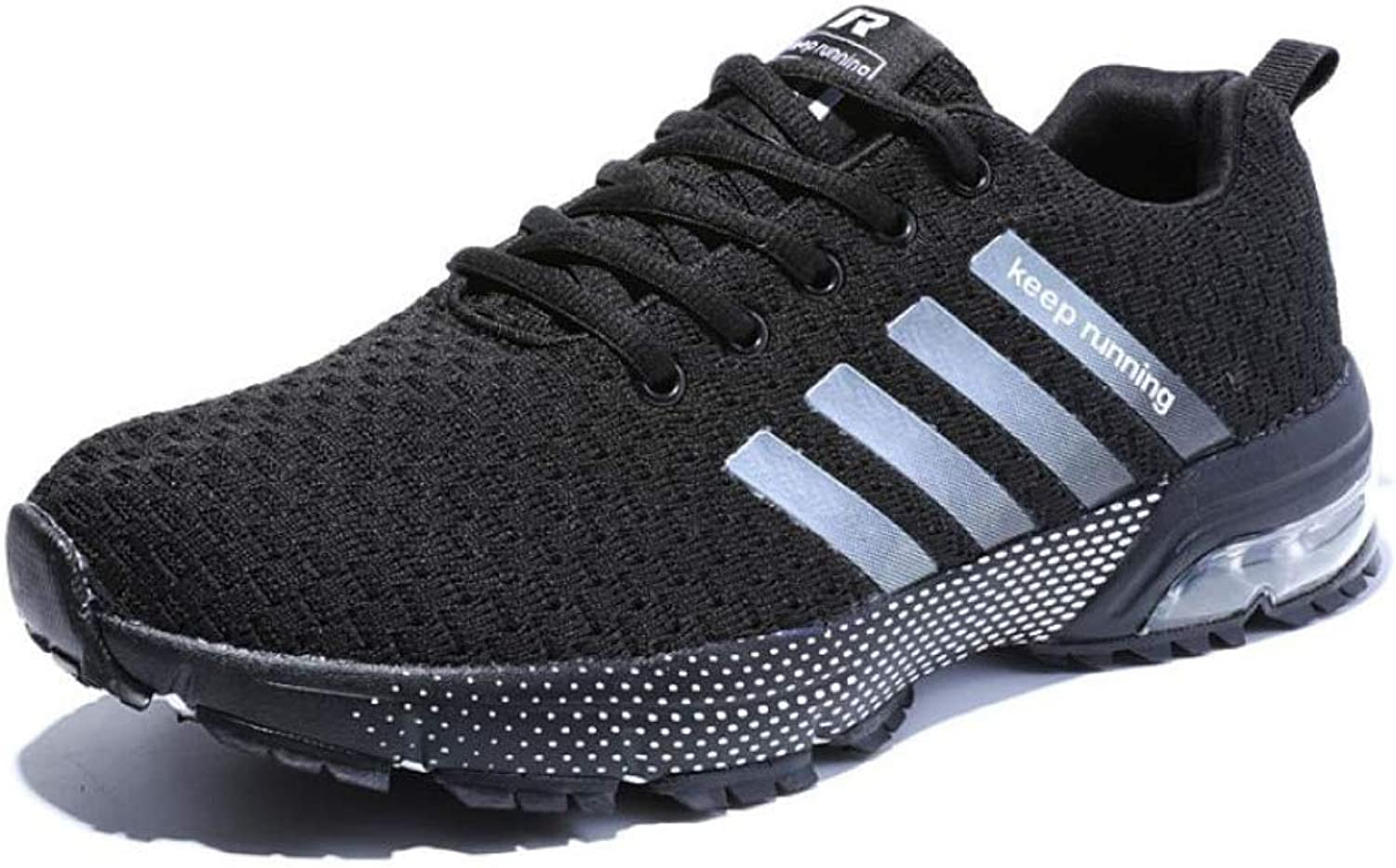 Sneakers Men Knitted shoes Knitted Lightweight Casual Fitness Gym shoes Trainers Jogging Casual