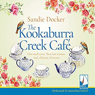 The Kookaburra Creek Café audiobook cover art