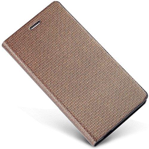 Yidai-Silu Galaxy Note 20 Ultra Echt Leder Hülle 【Prunkvoll Serie, Standfunktion, Business】 Handy Tasche Kratzfest Cover Schutz Hülle für Samsung Galaxy Note 20 Ultra 6,9