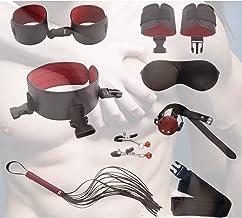 7-delig klassiek fitnesspak - geschikt voor koppels - nylon materiaal - C75