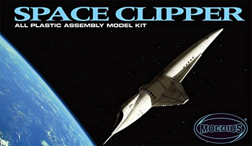 Moebius - Space Clipper Orion - A-MMK2001-2