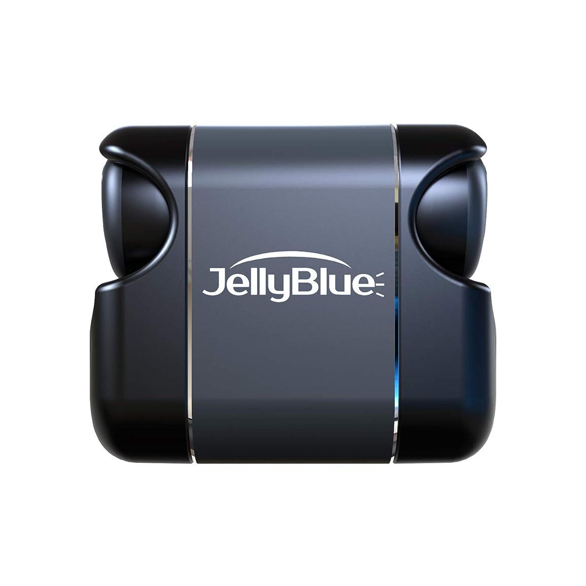 科学貢献する改革Bluetooth イヤホン 超軽量 高音質 手軽に持ち運べます IPX5防水 JellyBlue LT39 完全ワイヤレス イヤホン Siri/Googleアシスタント対応 自動ON/OFF 両耳通話 左右分離型 AAC対応 2台同時接続
