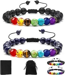 obsidian chakra bracelet