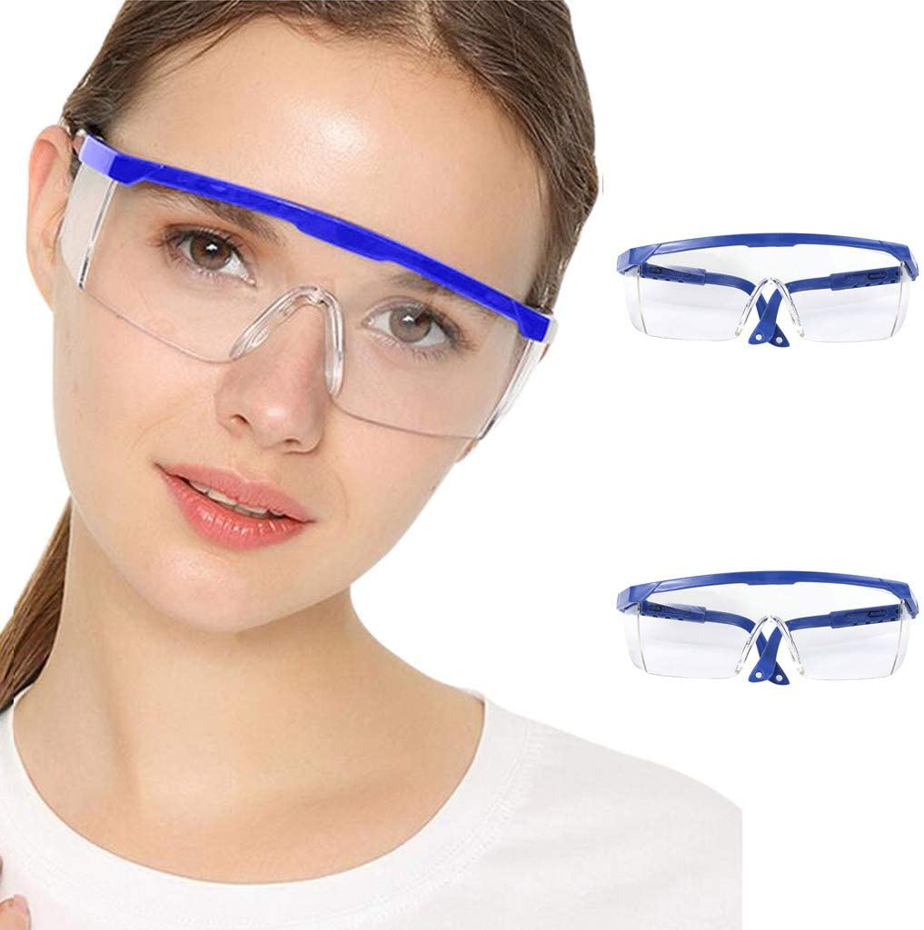 OrchidAmor Classic 1 2PCS Safety Glasses for Women Fog Ventilat A surprise price is realized Men Anti