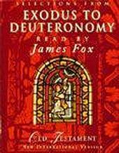 The Old Testament: New International Version: Exodus to Deuteronomy (Hodder Christian Audiobooks)