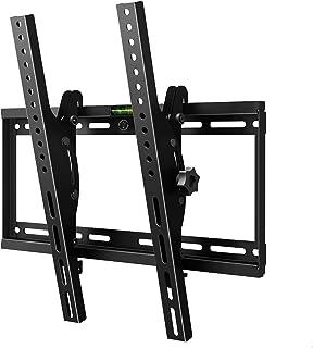 Famgizmo Soporte de Pared para TV de 22-55 Pulgadas (55-140cm), ±15° Inclinable, VESA 100x100-400x400mm, Carga 95kg, para ...
