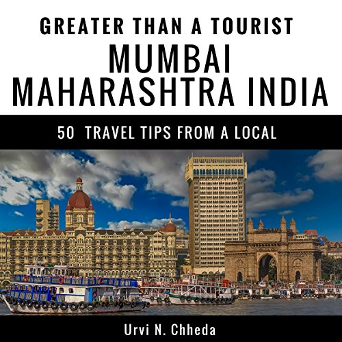 Greater Than a Tourist: Mumbai, Maharashtra, India Titelbild