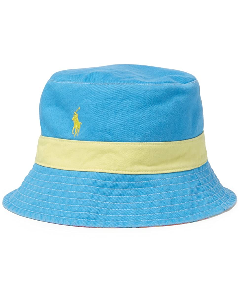 Polo Ralph Lauren Men`s Reversible Bucket Hat trge6675722434