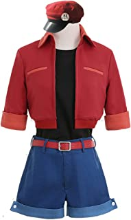 HOLRAN Anime Cells at Work! Erythrocite Red Blood Cell Cosplay Costume