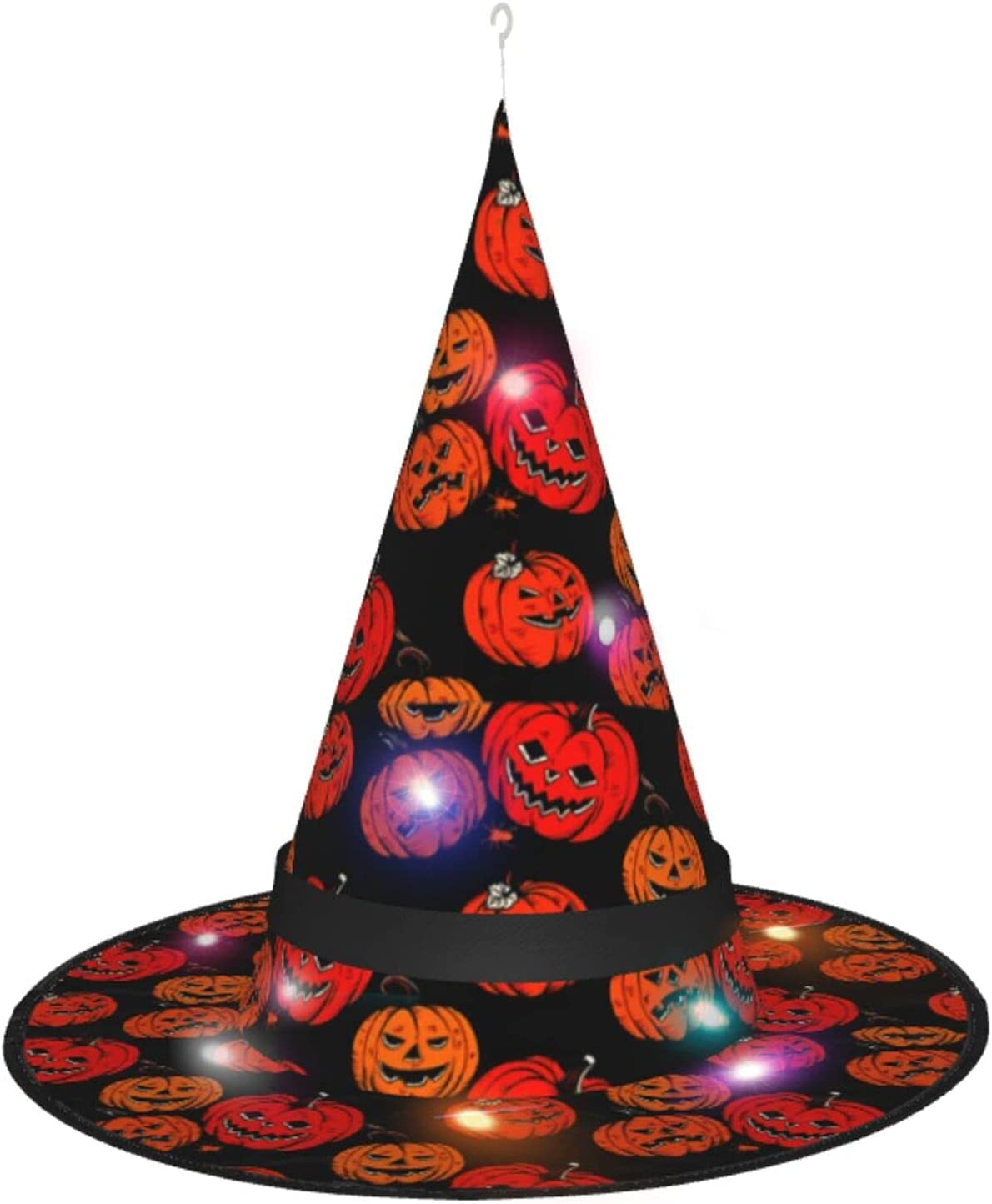 Halloween Witch Max 77% OFF Hat Max 76% OFF Pumpkin Costume Accessory Hallowee