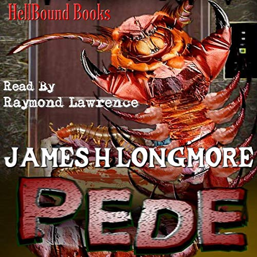 Pede audiobook cover art