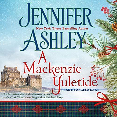 A Mackenzie Yuletide audiobook cover art