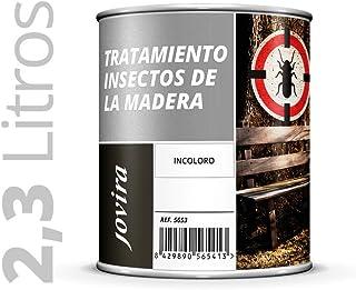 MATACARCOMA anticarcoma, Tratamiento para insectos de la madera (Mata carcoma, Anticarcoma) 2.3 Litro