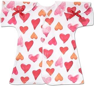 Itty Bitty Baby Fit & Flare NICU Dress - NICU Friendly